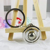 Key Chains Sports keychain gift keychain football souvenir basketball souvenir  key chain wholesales