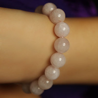 Vaasa than natural pink crystal bracelet female aquamarine bracelets fashion luxury jewelry female