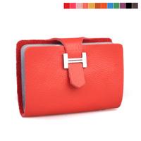 Cowhide card holder women's multi card holder genuine leather card case fashion women's bank card holder card case
