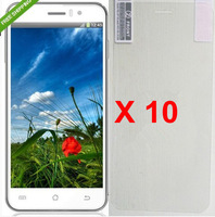 10pcs/Lot New CLEAR LCD Original jiayu g4 JIAYU G4 Screen Protector Guard Cover Film For jiayu g4 JIAYU G4