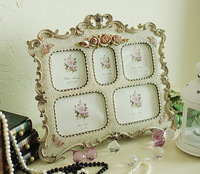 Princess resin photo frame photo frame picture frame quality home accessories marriage gift