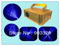 Hot Sale 15KPPS SD Card 1W Blue Disco Laser Light for Xmas Promotion,Stage Laser Light,Support Edit Program