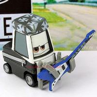 Very Rare! Original Pixar Cars  Mater Rock Singer Diecast figure toy loose Free shipping