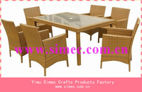 Popular rattan furniture SCKD-14