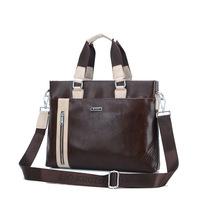2014 New Arrival Brand Men's Genuine Leather Bag Handbag Business Briefcase for Men Top quality