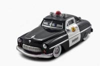 Free shipping Original Cars 2 SHERIFF Mercury Police Metal Diecast vehicle Car Loose