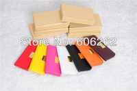 Brand New High quality Micheales zipper wallet genuine leather purse with retail package free shipping by DHL 10pcs/lot