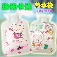 Pearlizing 35 Small hot water bottle cartoon hand bag 17 12cm 40g