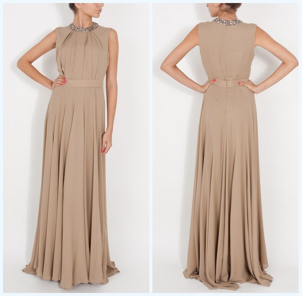 Вечернее платье Bayonlinedress Elie Saab 5828 вечернее платье the covenant of sexy goddess 2015 elie saab vestidos evening dresses