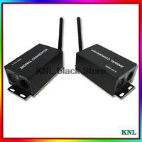 Free Shipping Whole Sale Led 2.4G-DMX Signal converter(transmit-receive) DC12V -24V; Max transmission distance: 200M
