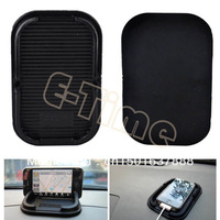 5 PCS/LOT Multi-functional car Anti Slip pad Rubber Mobile Phone Shelf Antislip Mat For GPS/ MP3/ IPhone/ Cell Phone Holder 6455