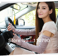 Long lace cotton Summer Sunscreen Protection Sun Cycling Slip Car UV Arm Sleeve Gloves