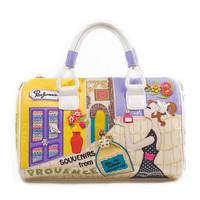 Bags women's handbag 2013 three-dimensional cartoon women's handbag portable women's cross-body handbag pillow women's handbag