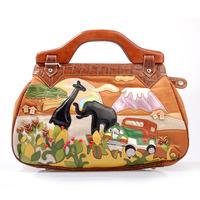 Wholesale Savager totty blu women's personalized handbag braccialini bag 2014 free shipping