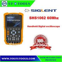 Portable Handheld Digital Oscilloscope SHS1062 60MHz Digital oscilloscope