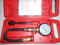Gasoline Engine Unique Compression Tester of auto tool kit Cylinder pressure gauge