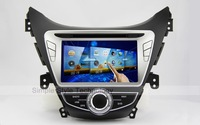 Hyundai Elantra 2012 Car DVD GPS,(Bluetooth,GPS,Radio,USB,SD,RDS,3D,etc)Free shipping
