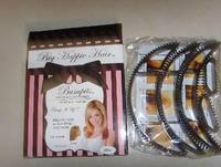 240pcs/Lot Popular Magic Bumpits Big Happie Hair Bump Volumizing 5 pcs Set Leave-in Inserts FREE SHIPPING