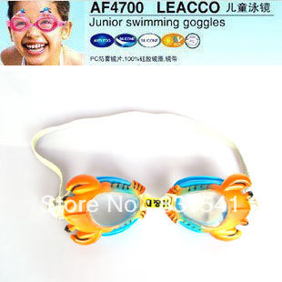 children Junior swimming goggles Antifogging waterproof and UV resistance swimming mirror,swimming swimming goggles swim glasses(China (Mainland))