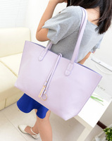 Women's handbag picture package bag io pendant shoulder bag brief women's handbag messenger bag