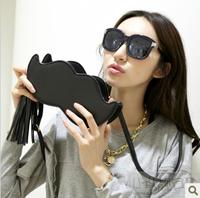 2013 female bags fashion tassel bag elegant messenger bag