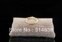 2013 Czech drilling new star luxury hand bag banquet bag evening bag clutch bag handbag Send free