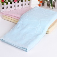 Double cotton baby towel baby towel baby toiletries