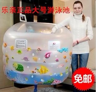 Inflatable swimming pool swimming pool Large big gas nozzle family swimming pool baby swimming pool(China (Mainland))