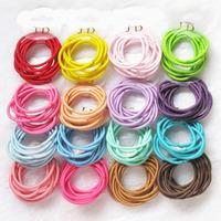 Liangsi jd rubber band hair rope headband hair band female child hair accessory accessories 8 10