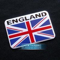 National flag national flag discontinuing flag badge emblem nameplate car stickers 3d three-dimensional stickers