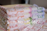 Simple design , 35*75 cm High quality soft jacquard cotton hand towels HT-009 for Children