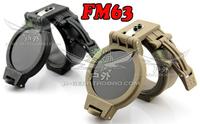 Fm63 m971 surefire flashlight ir infrared filter quick release flashlight wingover flashlight
