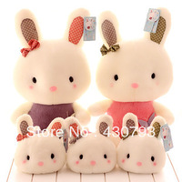 Free shipping hotsell cute Plush toy rabbit doll,samll.middle/large size rabbit doll,Papa Rabbit Car Accessories,Birthday gift