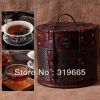 Wholesale premiumPu'er tea dispensers possession of premium gourmet cooked tea Menghai 99 years old tea head 2000g+gift +freeshi