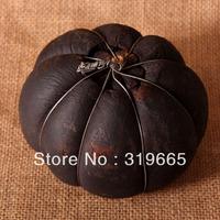 Wholesale premiumYunnan Pu'er tea authentic ancient street Reliance Mart melon color citron tea cooked tea tea special offer fre