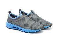TBA breathable mesh shoes men's casual shoes ultra-light breathable shoes barefoot shoes