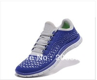 FREE Shipping 2013 summer FREE 3.0 v4 run men shoes sneakers running breathable women branded with ticks, run 3 dropshipping ok
