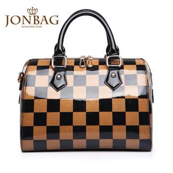 Fashion fashion women's handbag 2013 women's bags checkerboard palid the trend vintage handbag 111