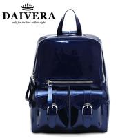 Womens Designer Fashion Genuine Leather Backpacks School Bags Free Shipping AL-2801