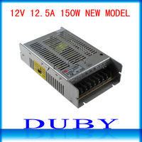 12V 12.5A 150W LED display switching power supply LED power supply  transformer 100-240V free shipping