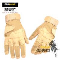 Free shipping Free shipping Kevlar blackhawk full finger gloves slip-resistant gloves ride a spike