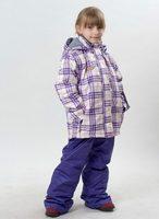 Female child outdoor ski suit outdoor jacket wadded jacket Single coat