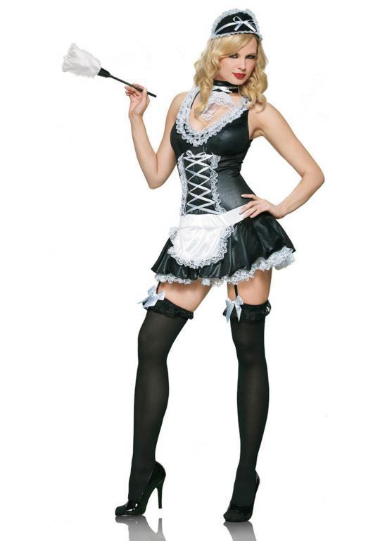 French Woman Halloween Costume DHL                     ML5236