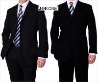 Suit set suit male black formal suits  Clothes + pants + tie  free shipping