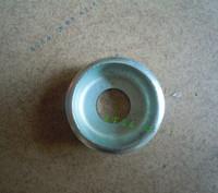 Bicycle bicycle mountain bike rear axle bowl rear hub bowl belt steel bowl hub rear axle steel bowl