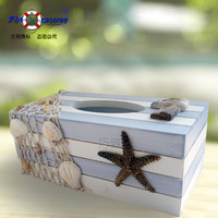 For dec  oration , marine logs of wood tissue box tissue pumping sets paper pumping box