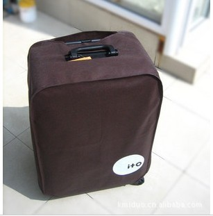 Thickening trolley luggage dust cover wear-resistant travel bag set luggage protective case luggage set