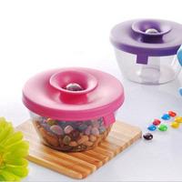 Myvatn sealed box food canister storage tank tea dried fruit plastic mini storage box