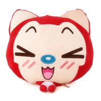 Fox pillow cushion hand pillow kaozhen plush toy doll girls