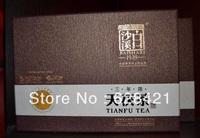 Hunan Anhua Baishaxi Dark Compressed Tea Tianfu Tea Gold Medal in tea expo in 2008 NW 1kg Natural Chinese Tea BSX003